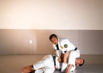 Armlock From Side Control